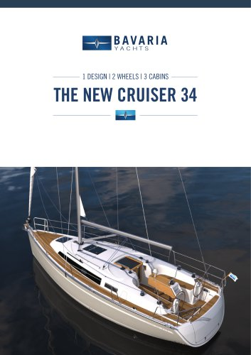 THE NEW CRUISER 34