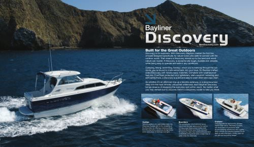 Bayliner Discovery