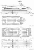 24 - 30m Catamaran Ferry