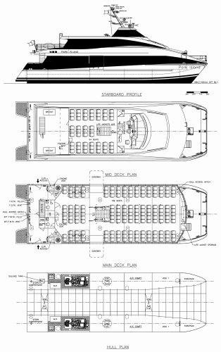 26m Catamaran Ferry