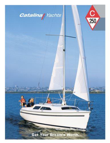 Catalina 250 Water ballast - Catalina Yachts - PDF Catalogs