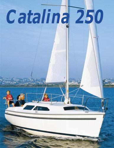 Catalina 250 Wing keel - Catalina Yachts - PDF Catalogs
