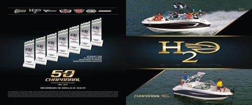 2015 H2O Brochure