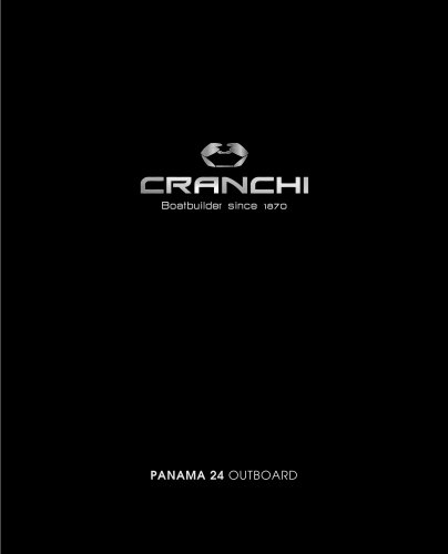 PANAMA 24 OUTBOARD