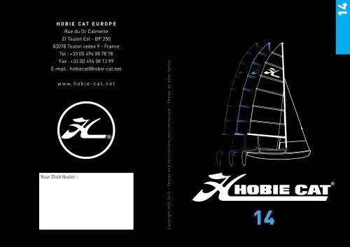 Hobie Cat 14