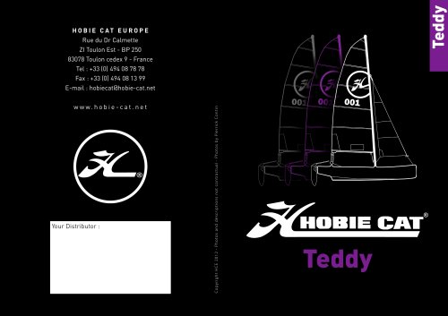 Hobie Teddy