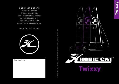 Hobie Twixxy