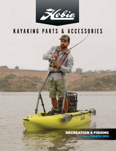 Kayaking/Fishing Parts & Accessoires