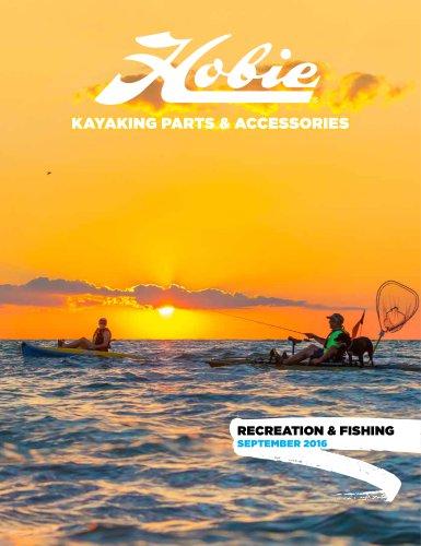 Kayaking/Fishing Parts & Accessories Catalog