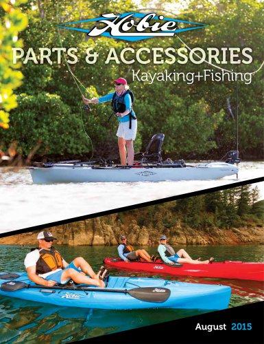 PARTS & ACCESSORIES Kayaking+Fishing