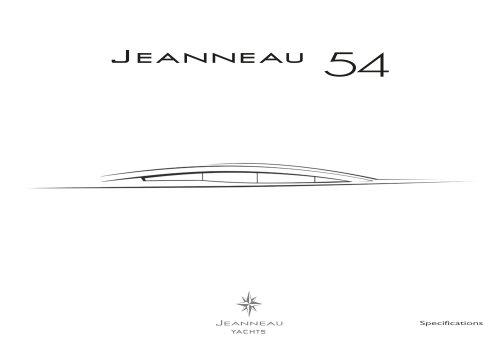 JEANNEAU 54