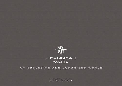Jeanneau Yachts 2019