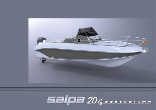 Salpa 20 Gran Turismo
