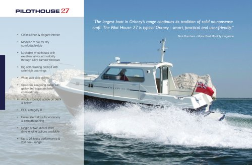 pilothouse 27