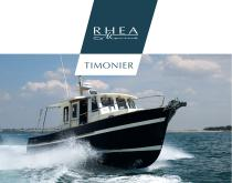 Rhéa Marine Timonier range
