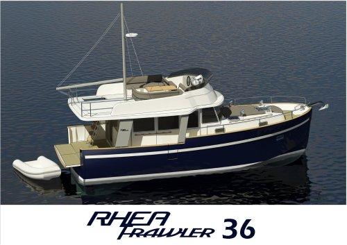RHEA-TRAWLER 36