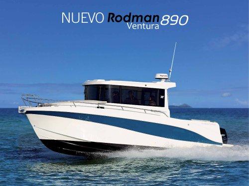 Rodman 890 Ventura
