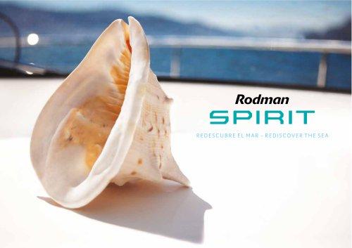 RODMAN SPIRIT 31HT EQUIPMENT