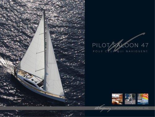 Pilot Saloon 47 - Wauquiez - Brochure/Booklet