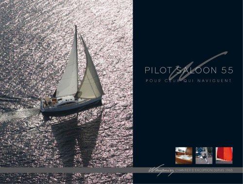 Pilot Saloon 55 - Wauquiez - Brochure/Booklet