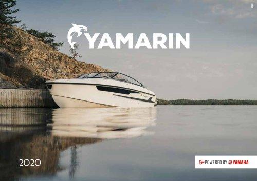 Yamarin Powerboats 2020