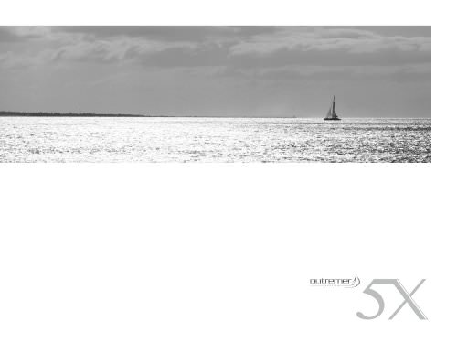 Brochure Outremer 5X
