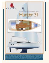 Hunter 31