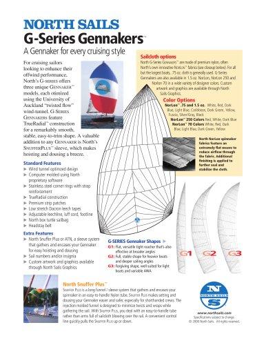 G-Series Gennakers