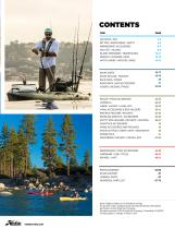 Catalogue Kayak / Pêche & Accessoires - 3