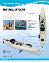 HOBIE Kayaking Collection 2009 - 10