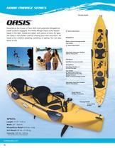 HOBIE Kayaking Collection 2009 - 14