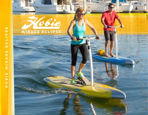 Hobie Mirage Eclipse Collection