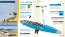 Hobie Mirage Eclipse Quad fold Brochure - 2