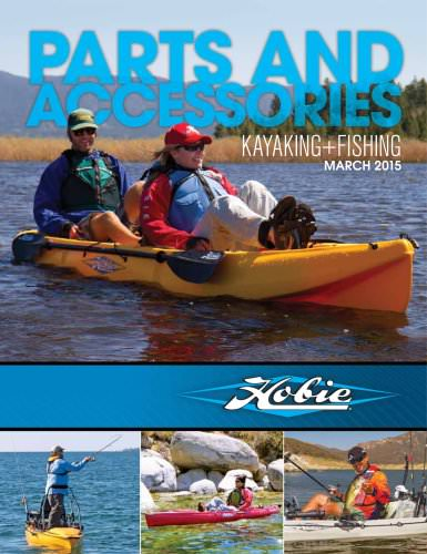 international kayaking parts catalog