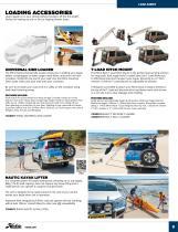 Mirage Eclipse Parts & Accessories Catalog - 11
