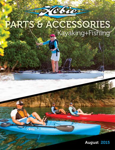 part & accessories Kayaking+Fishing