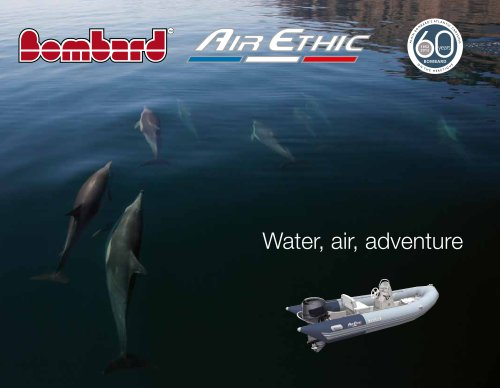 BOMBARD AIR ETHIC 2013