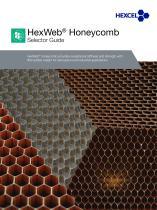 HexWeb® Honeycomb Selector Guide