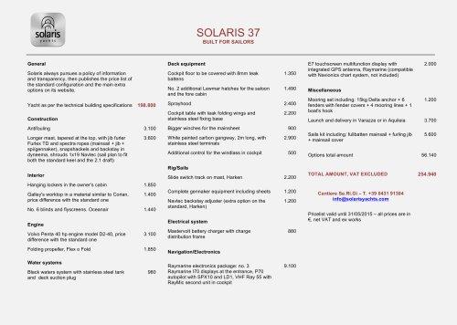SOLARIS 37