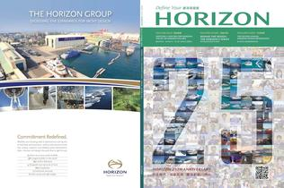 HORIZON YACHT Summer 2012