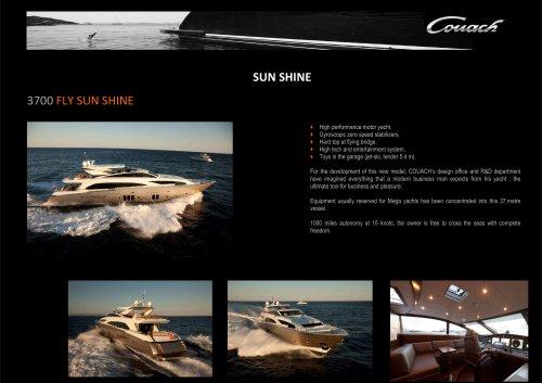 3700 FLY SUN SHINE