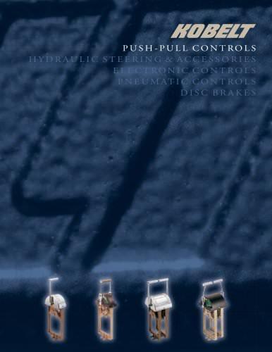 Pushpull control handles brochure