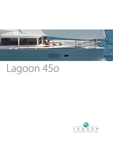 LAGOON 450 - 2011