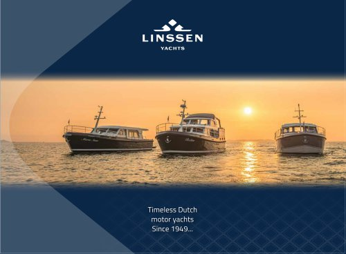Linssen Grand Sturdy series
