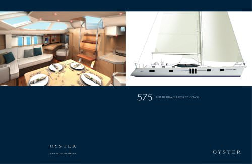 OYSTER 575