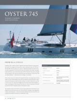 OYSTER 745