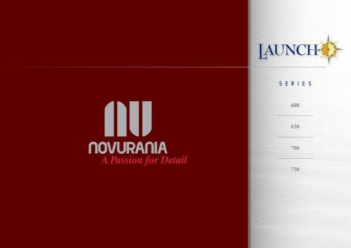 LAUNCH series Brochure