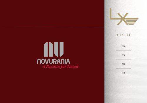 NOVURANIA LXSeries