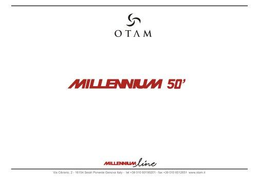 Otam Millennium 50