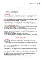 wally class rules - 3